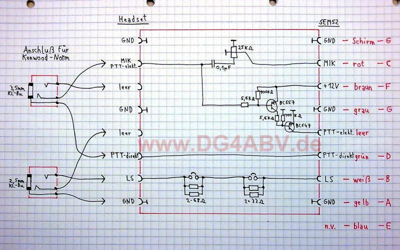 Ungewöhnlich Kopfhörer Schaltplan Stecker Bilder - Der Schaltplan ...
